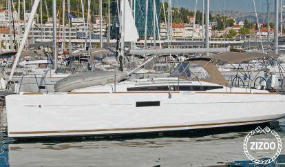 Segelboot Jeanneau Sun Odyssey 349 (2017)