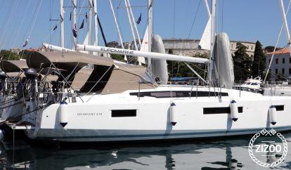 Sailboat Jeanneau Sun Odyssey 410 (2019)