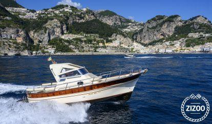 Motorboot Fratelli Aprea Sorrento 7.50 Semi-Cabin (2011)