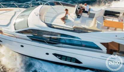 Motorboot Absolute 52 Fly (2015)