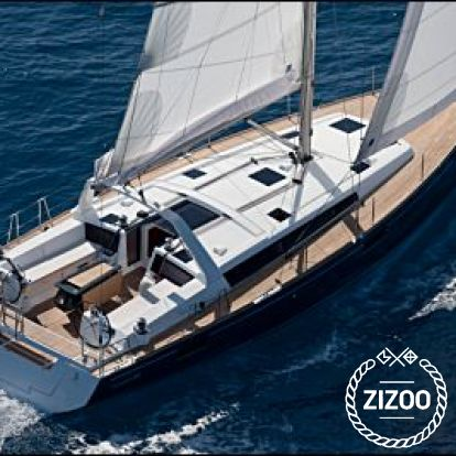 Sailboat Beneteau Oceanis 48 (2018)
