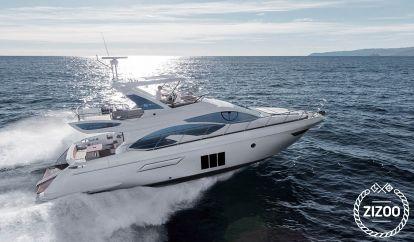 Motor boat Azimut 54 (2013)