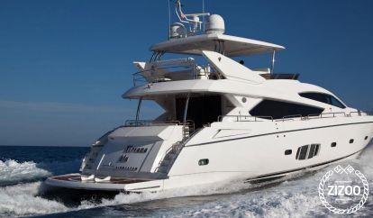 Motor boat Sunseeker 80 (2012)