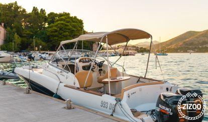 Speedboat Jeanneau Cap Camarat 7.5 WA (2012)