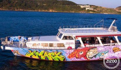 Motor boat Custom build (2002)