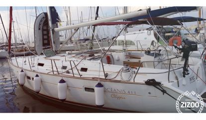 Sailboat Beneteau Oceanis 411 (2002)