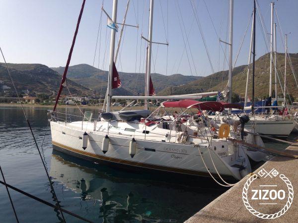 Segelboot Beneteau Oceanis Clipper 373 - 2004 (Umbau 2019)-1