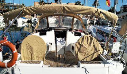 Segelboot Jeanneau Sun Odyssey 449 (2017)