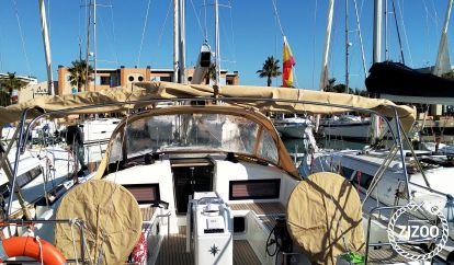 Segelboot Jeanneau Sun Odyssey 440 (2019)