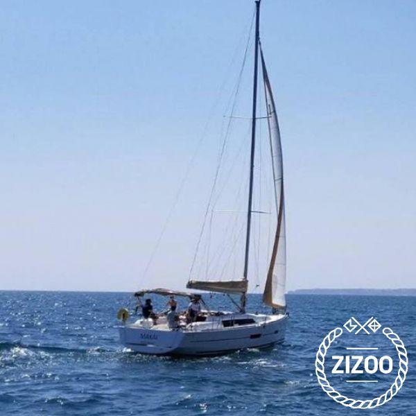 Barca a vela Dufour 382 (2017)-2