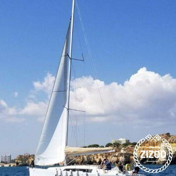 Barca a vela Dufour 382 (2017)-1