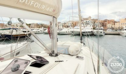 Segelboot Dufour 445 Grand Large (2012)