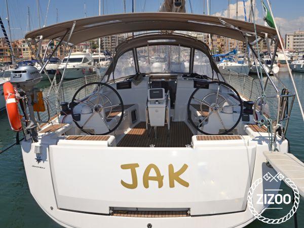Barca a vela Jeanneau Sun Odyssey 449 (2017)-4