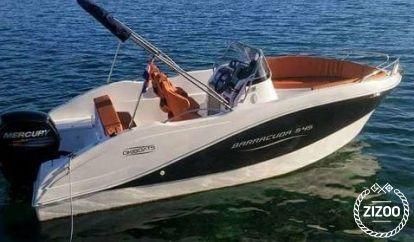 Speedboat Barracuda 545 (2019)