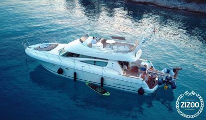 Motorboot Jeanneau Prestige 46 Fly (2009)