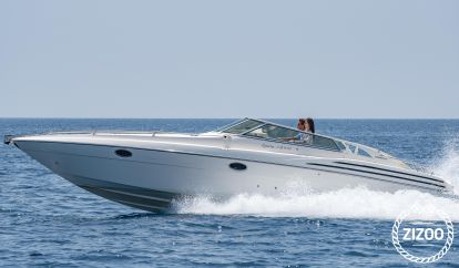 Motor boat Cranchi Z35 (2004)