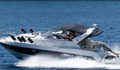 Motor boat Cranchi Zaffiro 36 (2009)