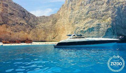 Motor boat Princess V55 (2004)