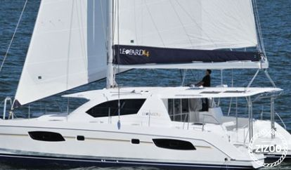 Catamarán Leopard 44 (2014)