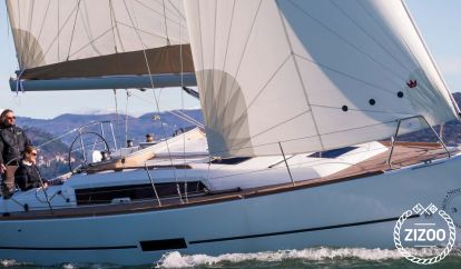 Segelboot Dufour 390 (2019)