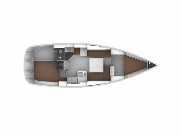 Sailboat Bavaria Cruiser 37 (2017)-2