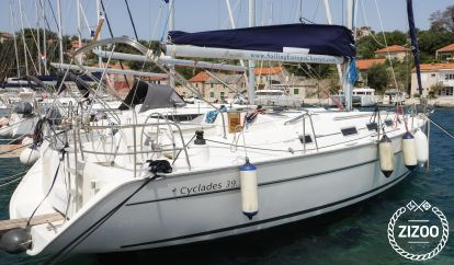 Sailboat Beneteau Cyclades 39.3 (2007)
