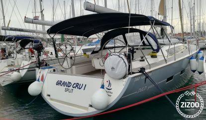 Segelboot D&D 54 (2017)