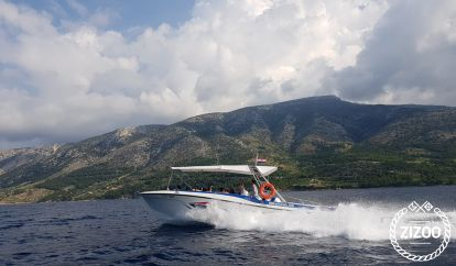 Speedboot Mercan 34 (2020)