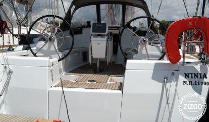Zeilboot Jeanneau Sun Odyssey 419 (2017)