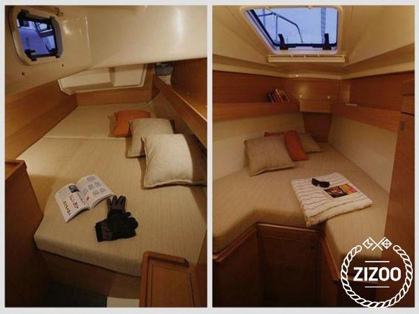 Segelboot Elan 340 (2010)-2