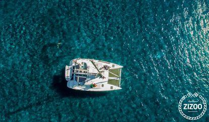 Catamarán Lagoon 380 (2003)