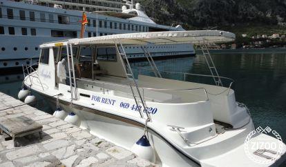 Motor boat Trawler 34 (2015)