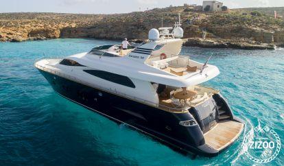 Motor boat Canados 80 S (2004)