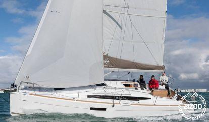 Sailboat Jeanneau Sun Odyssey 349 (2018)