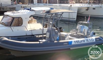 RIB Highfield Patrol 600 (2019)