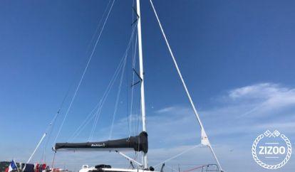 Segelboot Dehler 38 (2017)