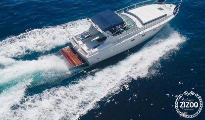 Barco a motor Raffaelli 40 (2000)