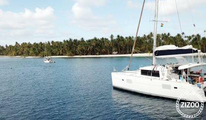 Catamarán Lagoon 400 (2010)