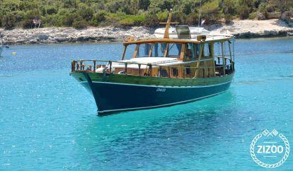 motorboat Custom Built (1984)