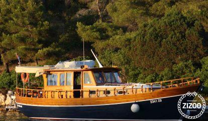 motorboat Custom Built (1990)