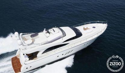 Motorboot Dominator 62 S (2008)