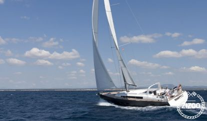 Sailboat Beneteau Oceanis 55 (2019)