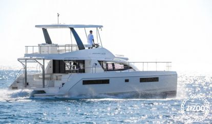 Catamaran Leopard Leopard 43PC (2018)