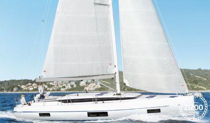 Zeilboot Bavaria C45 (2020)