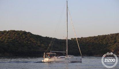 Zeilboot Jeanneau Sun Odyssey 439 (2015)