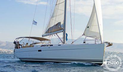 Sailboat Hanse 430 (2010)