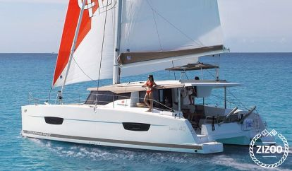 Catamaran Fountaine Pajot 40 (2017)