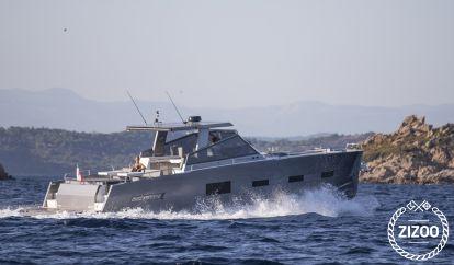 Motorboot Med 52 (2019)