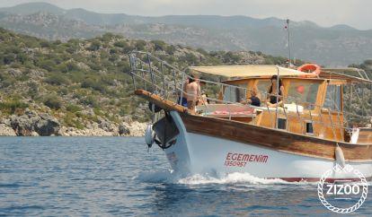 Motor boat Custom build (1999)