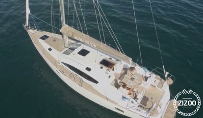Sailboat Elan Impression 45 (2015)